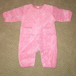 EUC Gap Quilted One Piece